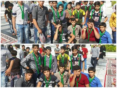 Trip to Mashhad/ Fifth Group in September 2016
