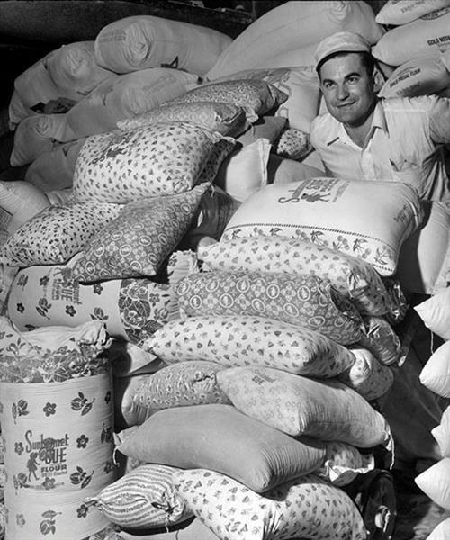حرکت انسان دوستانه شرکت گندم در سال ۱۹۳۹